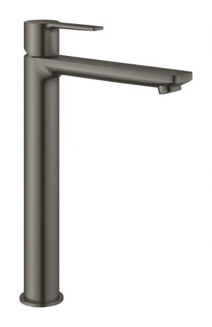 Grohe Lineare Bateria umywalkowa DN 15 rozmiar XL brushed hard graphite 23405AL1