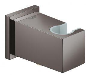 Grohe Euphoria Cube Kolanko przyłączeniowe ścienne DN 15 hard graphite 26370A00 .