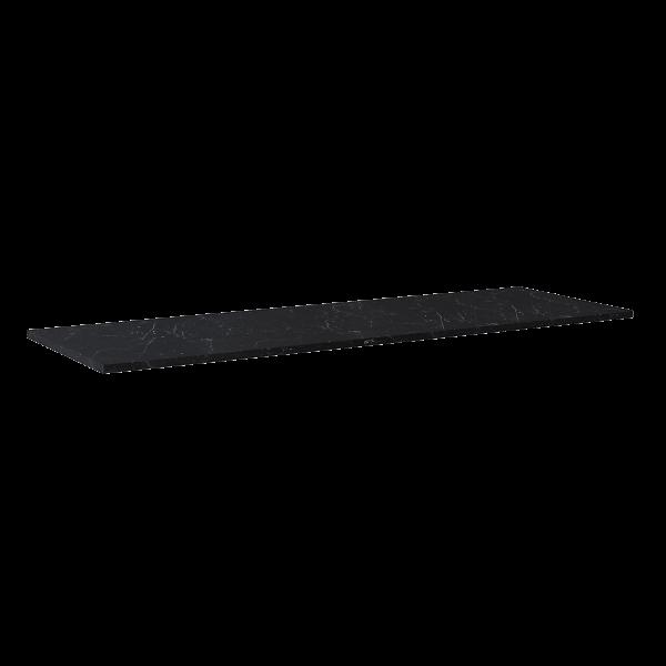 Zdjęcie Blat marmur Elita Marquina 190×49,4×2 cm black mat 167479