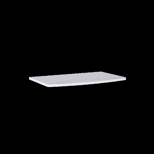 Zdjęcie Blat Marmur Elita Calacatta Rolly 81×49,8×2 cm white mat 167798