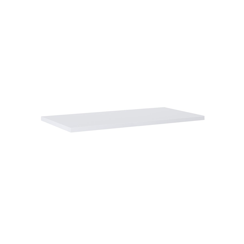 Blat pełny Elita 100x49,4x2,8 cm white HG PCV 167690