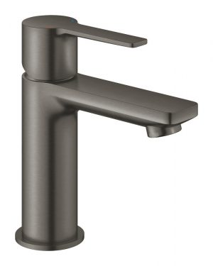 Grohe Lineare Bateria umywalkowa DN 15 rozmiar XS brushed hard graphite 23791AL1