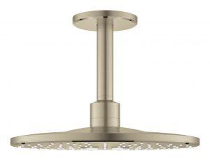 Grohe Rainshower SmartActive 310 Deszczownica z przepustem stropowym 142 mm, 2 strumienie brushed nickel 26477EN0