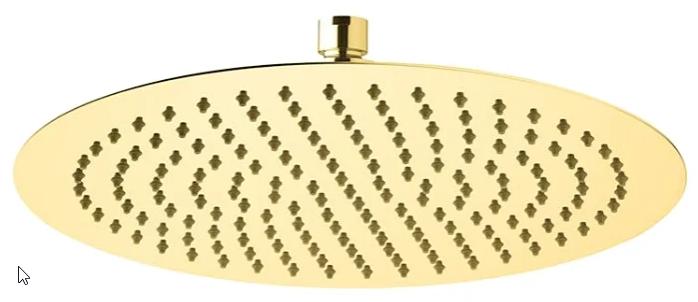 Deszczownica prysznicowa VitrA Lite złota A4567423EXP @