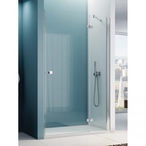Drzwi prysznicowe Sanswiss Annea AN13 80x200 cm szkł. Przezroczyste chrom AN13D08005007 @