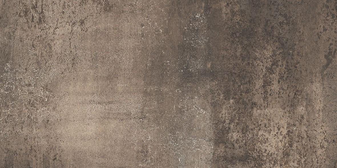 Płytka podłogowa Ceramica Limone Hera Brown mat 59,7x119,7 cm