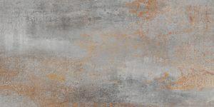 Płytka podłogowa Ceramica Limone Hera Acero lappato 59,7x119,7 cm