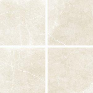 Płytka podłogowa Ceramica Limone Etnos Cream poler 59,7x59,7 cm