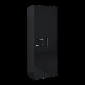 Słupek Elita Kwadro Plus 60 3D black HG PDW 167655