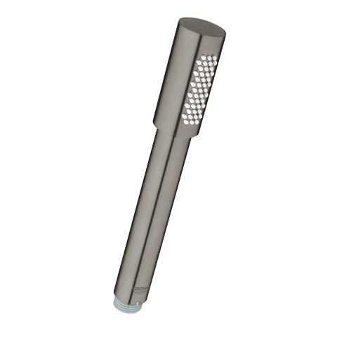 Zdjęcie ZESTAW Stick 3w1 Grohe Brushed Hard Graphite 27074AL0 + 26465AL0 + 28362A00