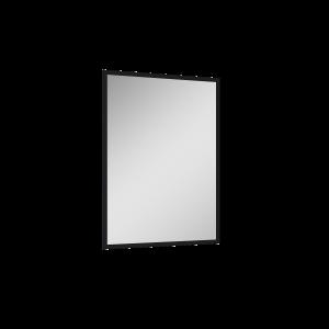 Lustro Elita Rama 60x80 cm black 19mm 167581
