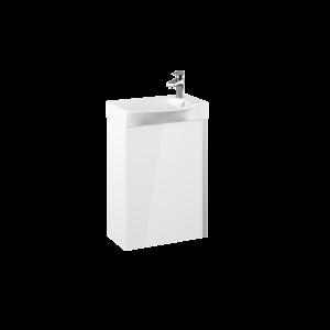 Zestaw umywalka + szafka Elita Set Summer 45 1D white HG PDW 167360