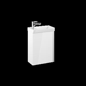 Zestaw umywalka + szafka Elita Set Spring 45 1D white HG PDW 167362