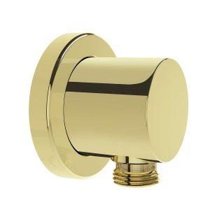 Przyłącze węża Vitra X - Line złoty A4522323