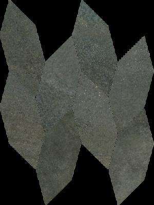 Płytka dekoracyjna Paradyż Smoothstone Umbra Mozaika Cięta Satyna 22.3 x 29.8 cm MWC-223X298-1-SMST.UM