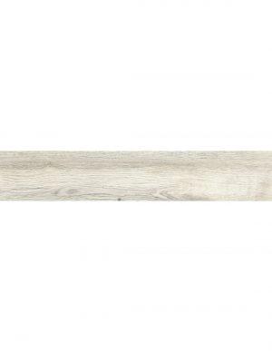Płytka podłogowa deskopodobna Aquahome Sango Bianco mat 11x60 cm