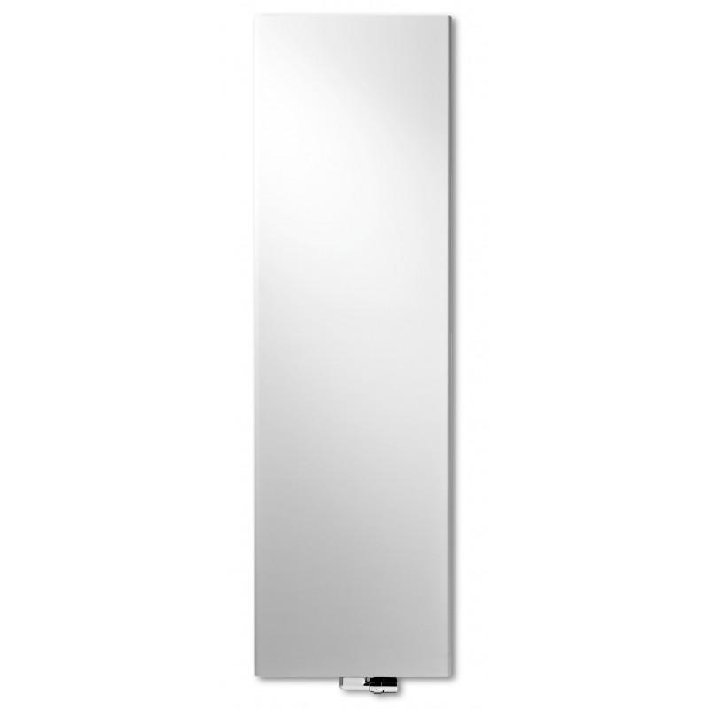 Grzejnik łazienkowy Vasco Niva Soft NS1L1  54x122 cm biały 111970540122011889016-000