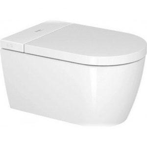 Miska WC z deską sedesową myjąca Duravit SensoWash SensoWash Starck f Lite Compact  650001012004310