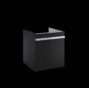 Komoda Elita Moody 50 1S black mat PDW 167689