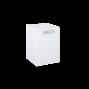 Komoda Elita Rolly 40 1D white HG PDW 167712
