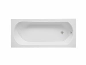 Wanna prostokątna Besco Intrica Slim 150x75 cm biały WAIN-150-SL
