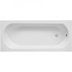 Wanna prostokątna Besco Intrica 150x75 cm biały WAIN-150-PK