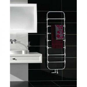 Grzejnik łazienkowy dekoracyjny Zehnder Nobis 50x96,5 cm chrom NOB 100-050/ M 0008