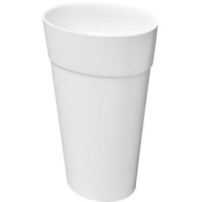Zdjęcie Umywalka wolnostojąca Besco Uniqa  32x46x84 cm biały UMD-U-WO