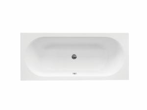 Wanna prostokątna Besco Vitae Slim 170x75 cm biały WAV-170-SL