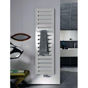 Grzejnik łazienkowy Zehnder Metropolitan Bar biały 50x122,5 cm MEP-120-050/ RAL 9016
