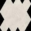 Zdjęcie Mozaika prasowana Paradyż Afternoon Silver Romb Pillow 20.6×23.7 cm M-P-206X237-1-AFTE.SIPIL