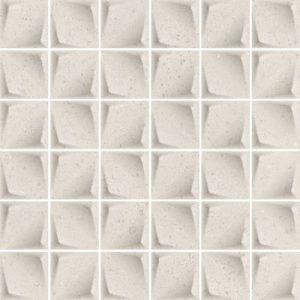 Mozaika prasowana Paradyż Effect Grys Mat 29.8x29.8 cm M-P-298X298-1-EFFE.GR