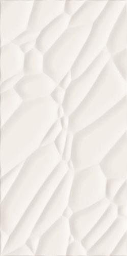 Płytka ścienna Paradyż Feelings Bianco Ściana B Struktura Rekt. Połysk 29.8 x 59.8 cm SSR-298X598-1-FEES.BIB