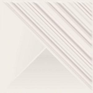 Płytka ścienna Paradyż Feelings Bianco Ściana Struktura Połysk 19.8 x 19.8 cm SS—198X198-1-FEES.BI