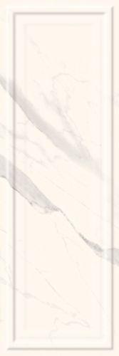 Płytka ścienna Paradyż Morning Bianco Struktura Rekt. Połysk 25x75 cm SSR-250X750-1-MORN.BI