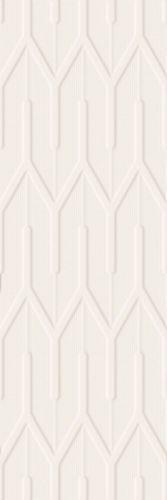 Płytka ścienna Paradyż Nightwish Bianco Ściana B Struktura Rekt. 25x75 cm SSR-250X750-1-NIGH.BIB