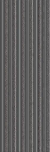 Płytka ścienna Paradyż Ray Grafit Struktura rekt. 25x75 cm SSR-250X750-1-RAY-.GT