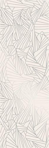 Płytka dekoracyjna Paradyż Ray Silver Inserto 25x75 cm I---250X750-1-RAY-.SI