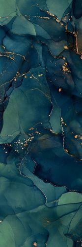Płytka dekoracyjna Paradyż Nightwish Szklany Navy 75x75 cm IGE-750X750-1-UNIW.--NA