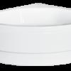Zdjęcie Obudowa brodzik półokrągły średni, pod zabudowę Besco Diper II 80x80x15 cm biały OAD-80-II