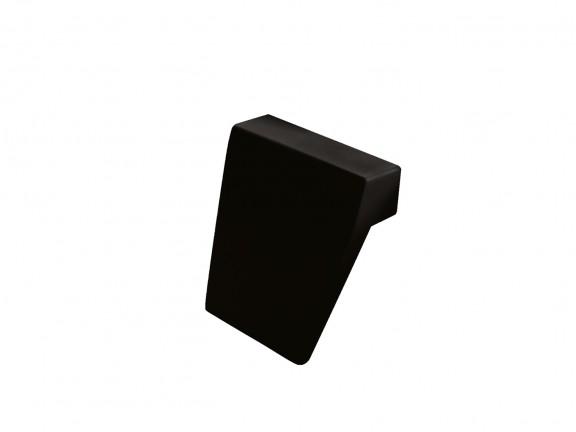 Zagłówek Besco Modern Black czarny ZWMB