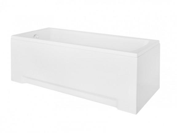 Obudowa do wanny prostokątna Besco Optima 150x70 cm biały OAP-150-UNI