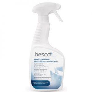 Środki czystości Besco wanny & brodziki SR-W-B