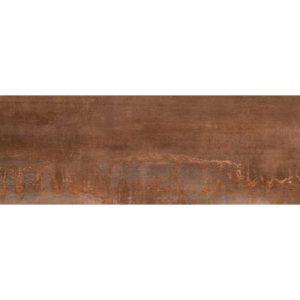 Płytka ścienna Tubądzin Lofty rust 32,8x89,8  cm