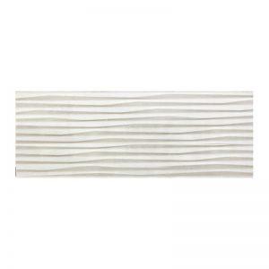Płytka ścienna Tubądzin Lofty white 2 STR 32,8x89,8  cm