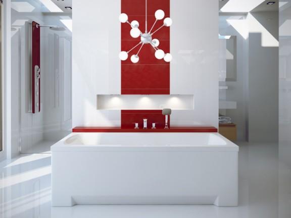 Zdjęcie Obudowa do wanny prostokątna Besco Optima 150×70 cm biały OAP-150-UNI