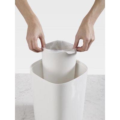 Zdjęcie Kosz łazienkowy do segregacji Joseph Joseph Split szary / biały 70514