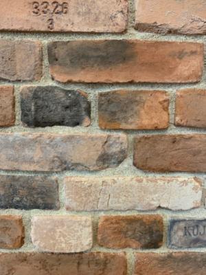 Lico Kujawskie Industrialne Stare Cegły - Płytki stylizowane na starą cegłę