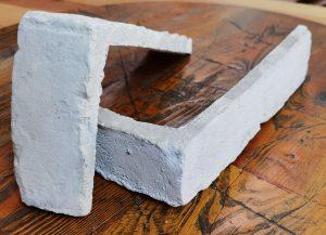 Narożnik Ceglany Mirsk 15.00 (08) Stare Cegły – Płytki stylizowane na starą cegłę