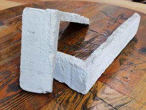 Narożnik Ceglany Mirsk 15.00 Stare Cegły – Płytki stylizowane na starą cegłę
